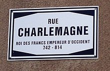 Rue Charlemagne in Luxembourg-City (sign).jpg