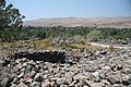 Ruins of Bethsaida village in summer 2011 (2).JPG