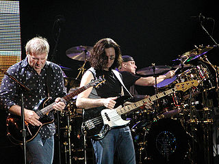 Rush (band) Canadian rock band