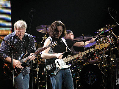 Picture of a band or musician: Rush
