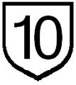 Ruta 10 paraguay sign.PNG