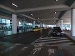 Ruzyně, terminál 2, stanoviště taxi.jpg