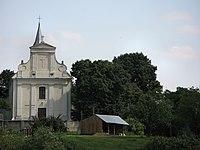 Rzeplin Kościół pw. św. Jana Chrzciciela (k. XVIII w., po 1945 r.) JoannaPyka.JPG