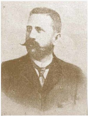 János Sándor - Image: Sándor János (1860 1922)