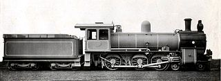 South African Class 6L 4-6-0 class of 2 South African 4-6-0 locomotives