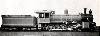 1904 in South Africa - SAR Class 6L