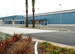 San Bernardino Valley - New San Bernardino International Airport Terminal