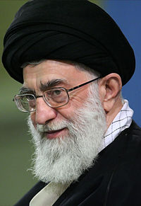 Ali Khamenei leader of Iran