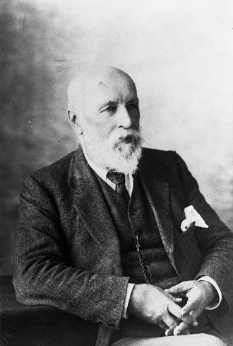 Percy Smith (ethnologist) - Stephenson Percy Smith, ca 1908