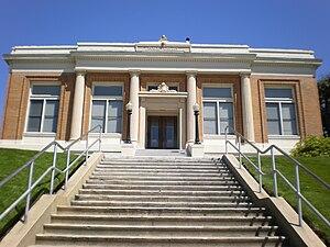 South San Francisco Public Library - The Grand Avenue branch, 2008