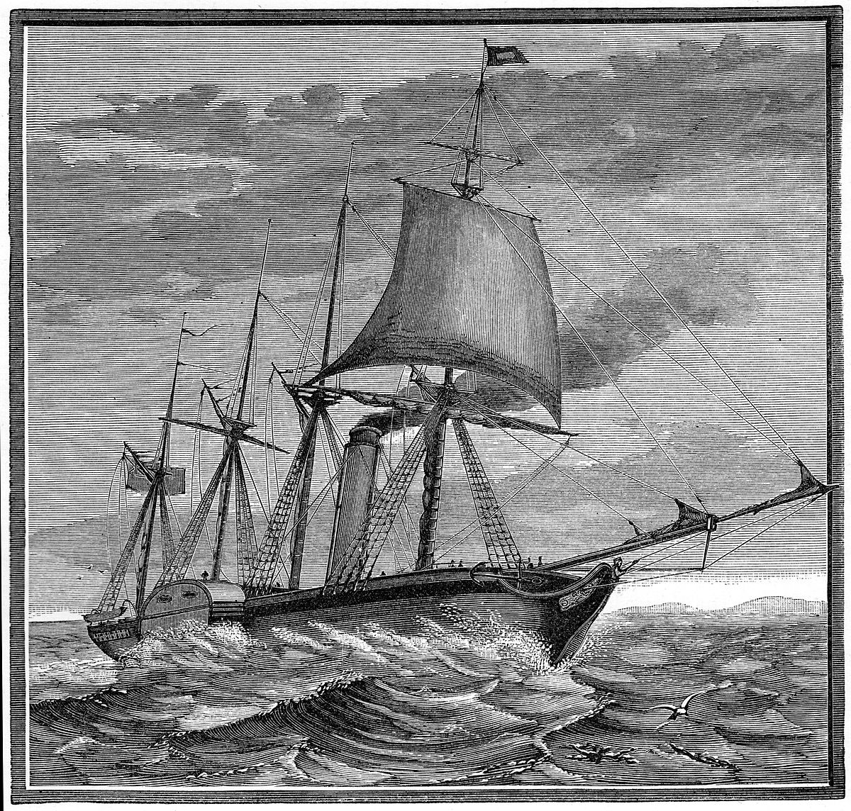 Great Western (Schiff) – Wikipedia