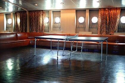 SS Stevens B-deck lounge ping-pong table 01.jpg