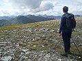 SW slopes of SE ridge of A' Chralaig - geograph.org.uk - 1194091.jpg