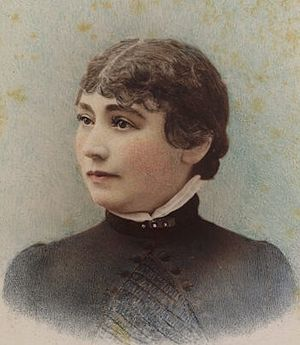 Sarah Winchester - Image: S Winchester