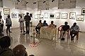 Sabyasachi Chakrabarty Addresses - Group Exhibition Inauguration - PAD - Kolkata 2016-07-29 5292.JPG