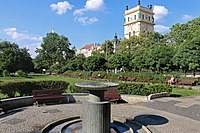 Sady Bratří Čapků park, Praha.jpg