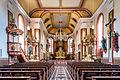 Sailauf Pfarrkirche St Vitus innen.jpg