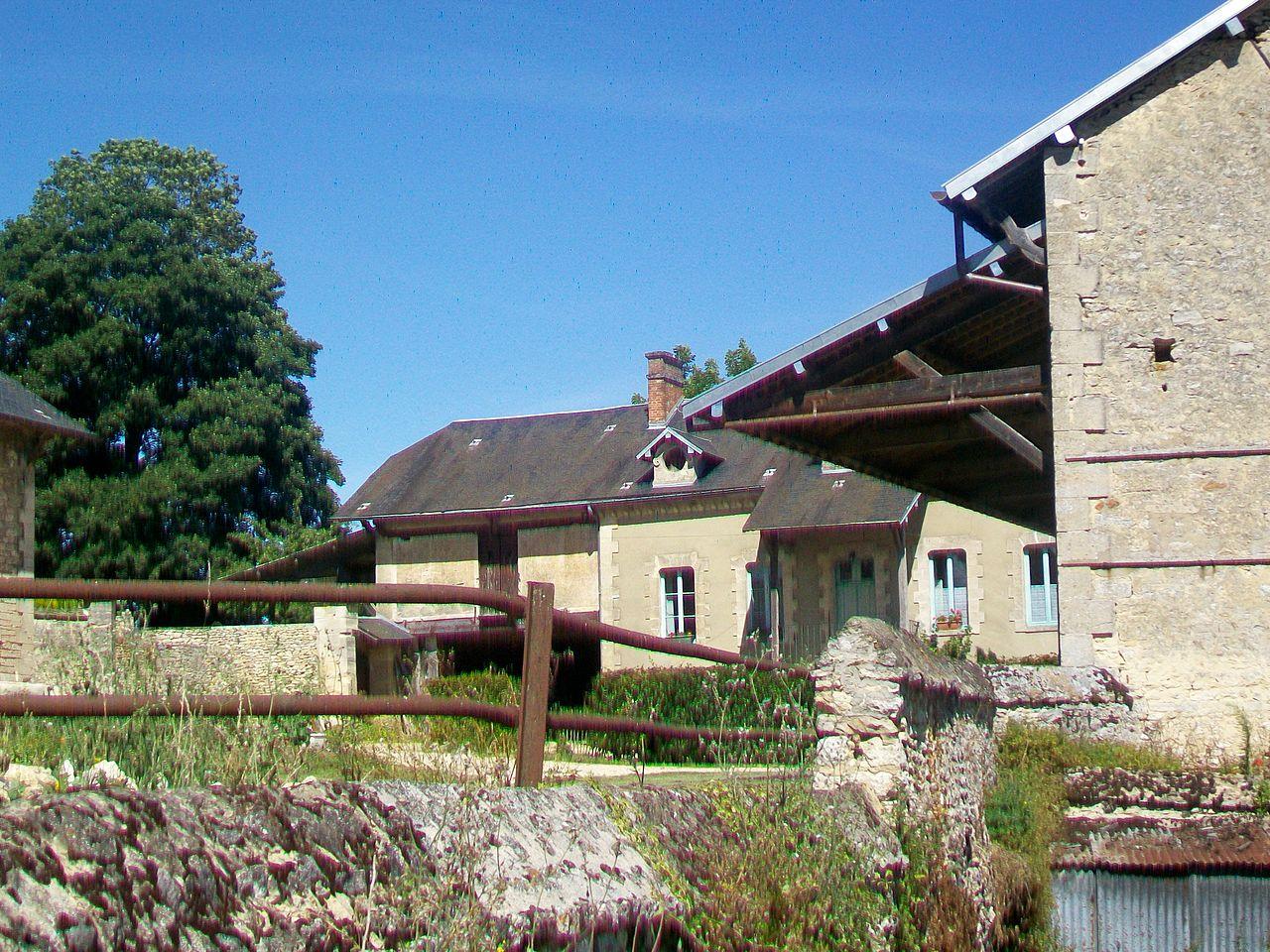 Fichier saint gervais 95 hameau de magnitot ferme du ch wikip dia - Office du tourisme de saint gervais ...