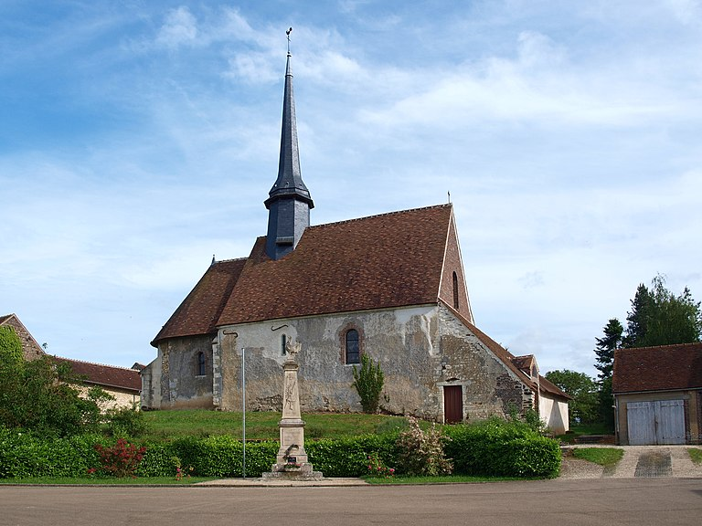 Maisons à vendre à Saint-Maurice-le-Vieil(89)