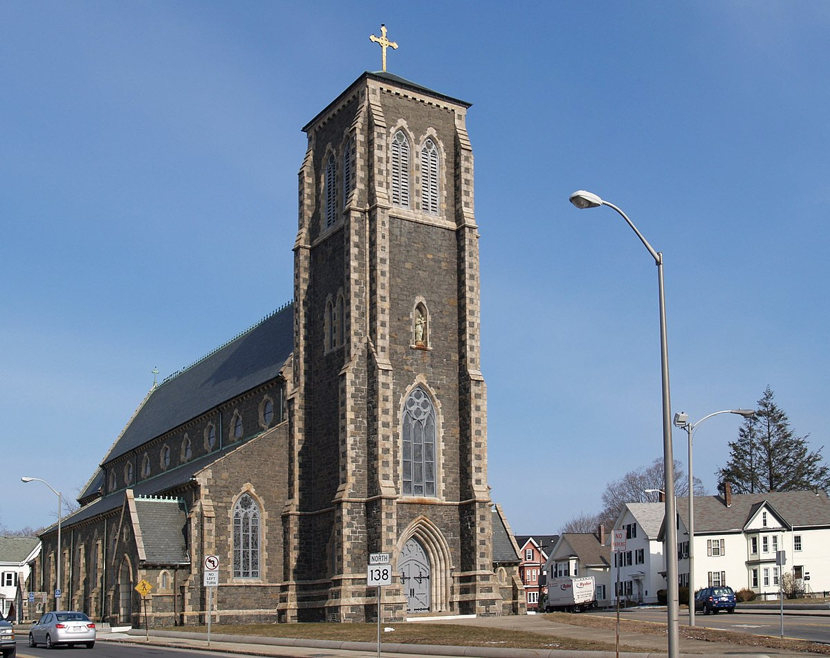 St  Mary's Complex (Taunton, Massachusetts) - Wikipedia