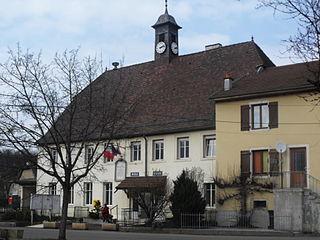 Saint-Maurice-Colombier Commune in Bourgogne-Franche-Comté, France