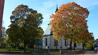 Sala, Sweden - Kristina Church