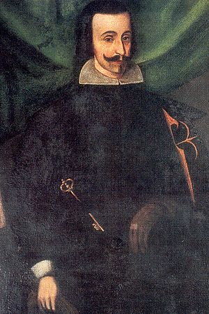 García Sarmiento de Sotomayor, 2nd Count of Salvatierra - Image: Salvatierra 1