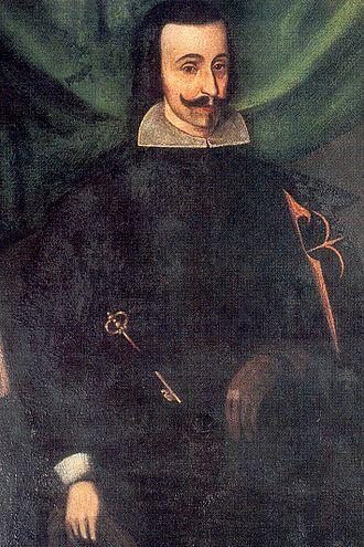 García Sarmiento de Sotomayor, 2nd Count of Salvatierra - Image: Salvatierra 1