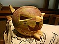 Samhuinn carved turnip at University of Edinburgh editathon - 31st October 2016 03.jpg
