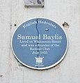 Samuel-Baylis-Plaque (14698716950).jpg