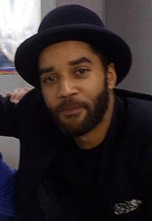 Samuel Anderson (actor) British actor