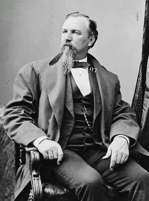 Samuel Augustus Merritt - Image: Samuelamerritt