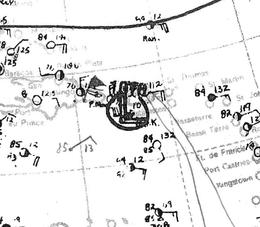 San Ciprien Hurricane Analysis 27 Sept 1932.png