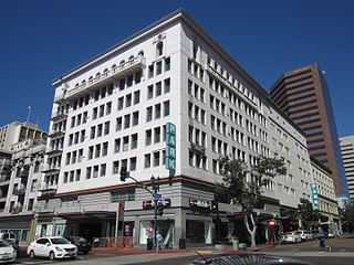 chain of department stores in Southern California