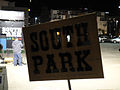 San Diego Comic-Con 2011 - tearing down the South Park Experience (6004554714).jpg