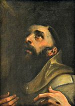 San Francesco d'Assisi, Annibale Carracci 001.JPG