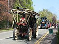 Sandbach transport parade (1) - traction engines - geograph.org.uk - 1265240.jpg