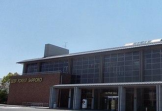 Hita, Ōita - The Sapporo Beer factory