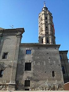 saragozza wikipedia On da il nome a una cattedrale di saragozza