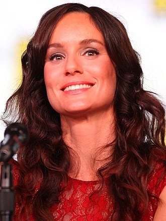 Sarah Wayne Callies - Callies at Comic-Con in 2012