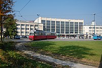Sarajevo Tram-715 Line-1 2011-10-31 (2).jpg