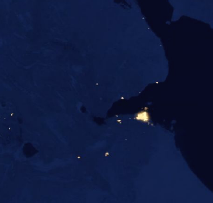 Satellite images of Djibouti during the night.png