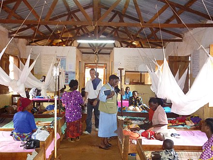 Malaria clinic in Tanzania Saving Lives with SMS for Life.jpg