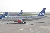 OY-KAO - A320 - SAS
