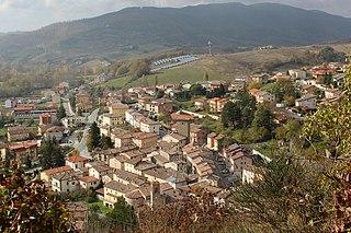 Scheggia e Pascelupo Comune in Umbria, Italy