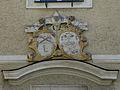 Scheifling - Wappen über dem Eingang des Pfarrhofs.jpg