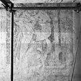 Schildering noord wand gedurende restauratie - Aalten - 20003589 - RCE.jpg