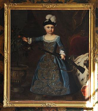 Prince George William of Hesse-Darmstadt - Image: Schlossmuseum DA 03