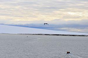 Schmidt Island - Image: Schmidt Insel 2 2014 09 01