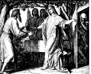 Schnorr von Carolsfeld Bibel in Bildern 1860 025